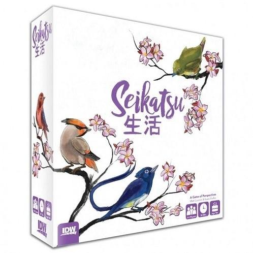 Seikatsu Bordspel