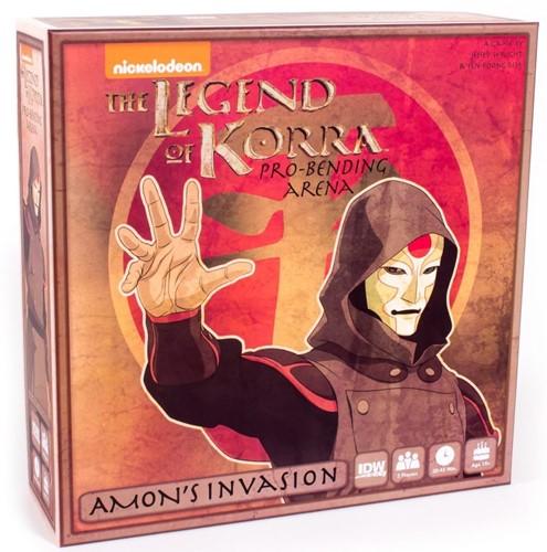 The Legend of Korra Pro Bending Arena - Amon