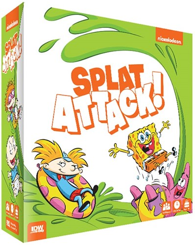 Splat Attack!