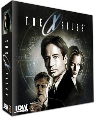 X-Files The Boardgame