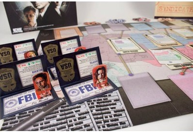 X-Files The Boardgame-3