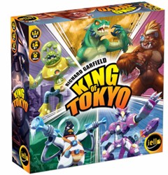 King of Tokyo - 2016 Edition