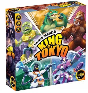King of Tokyo - 2016 Editie (NL)