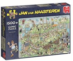 Jan van Haasteren - Highland Games Puzzel (1500 stukjes)