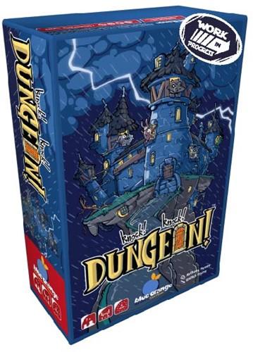 Knock! Knock! Dungeon! - Kaartspel