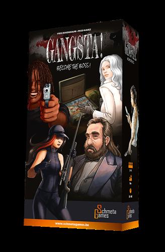 Gangsta! - Cardgame