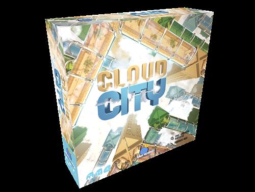 Cloud City - Bordspel