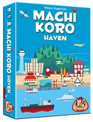 Machi Koro - Haven Uitbreiding