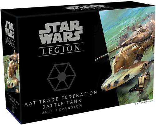 Star Wars Legion - AAT Trade Federation Repulsor