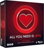 All You Need Is Love - Bordspel