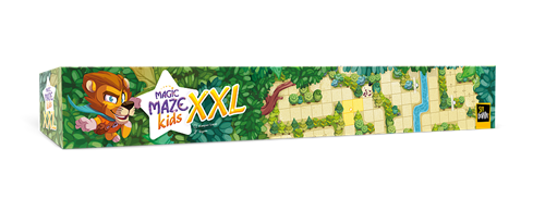 Magic Maze Kids XXL