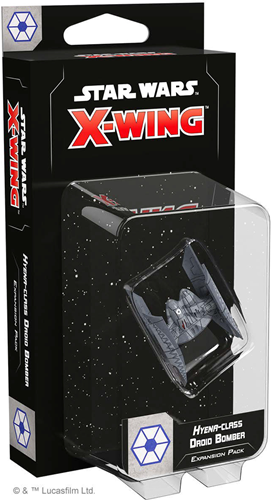 Star Wars X-wing 2.0 - Hyena-class Droid Bomber
