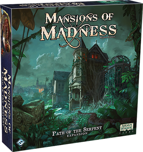 Mansions of Madness 2nd - Path of the Serpent
