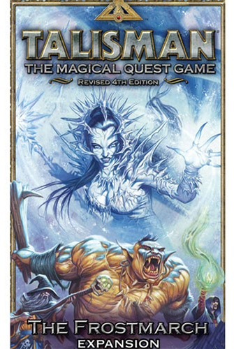 Talisman Revised 4th Edition - The Frostmarch