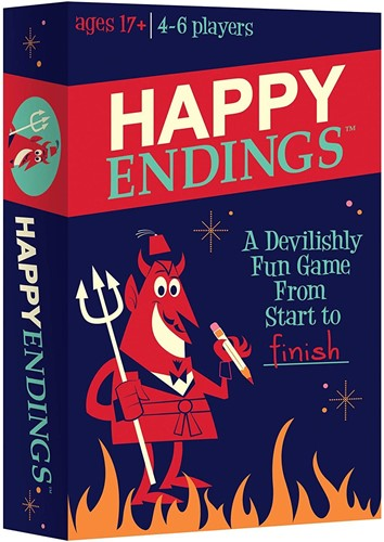 Happy Endings - Partygame