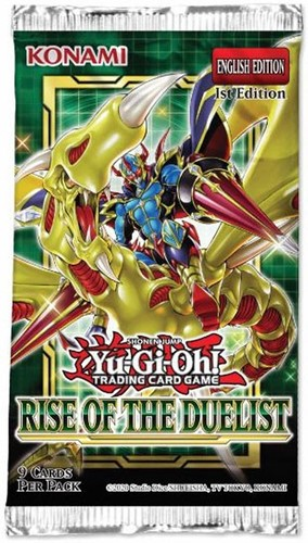 Yu-Gi-Oh! - Rise of the Duelist Boosterpack