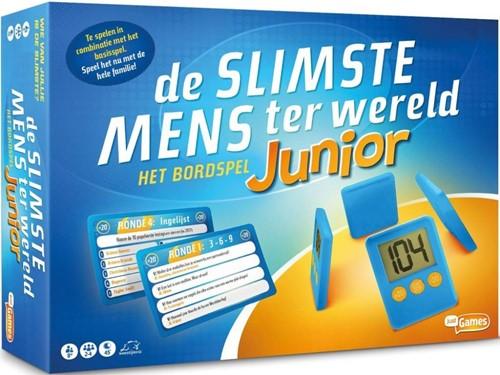De Slimste Mens ter Wereld - Junior (Doos beschadigd)