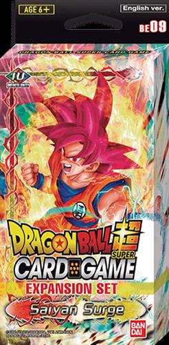 Dragon Ball Super - Expansion Set Saiyan Surge