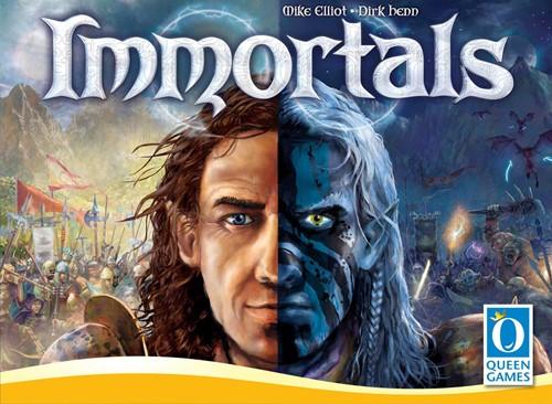 Immortals Bordspel