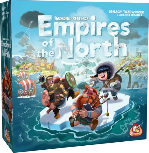 Imperial Settlers - Empires of the North (NL)