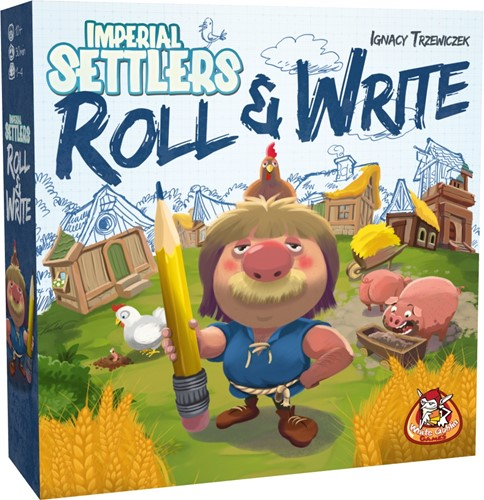 Imperial Settlers - Roll & Write (NL)