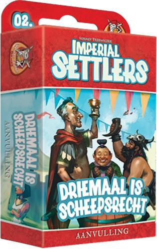 Imperial Settlers - Driemaal is Scheepsrecht