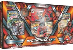 Pokemon Incineroar-GX Collection
