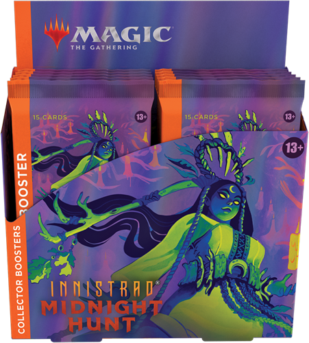 Magic The Gathering - Innistrad Midnight Hunt Collector Boosterbox