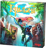 Iquazu - Bordspel
