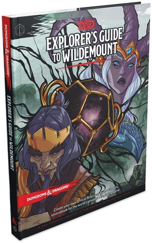 Dungeon & Dragons 5.0 - Explorer's Guide to Wildemount
