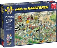 Jan van Haasteren - Boerderij Bezoek Puzzel (1000 stukjes)-1