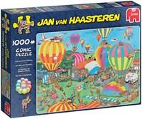 Jan van Haasteren - Het Ballon Festival Puzzel (1000 stukjes)-1