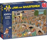 Jan van Haasteren - Koningsdag Puzzel (1000 stukjes)-1