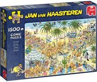 Jan van Haasteren - De Oase Puzzel (1500 stukjes)-1