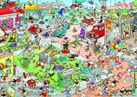 Donald Duck Puzzel (1000 stukjes)-2