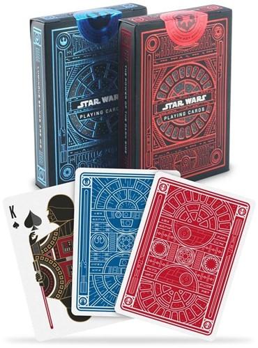 Bicycle Pokerkaarten - Star Wars Light & Dark