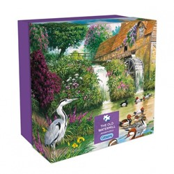 The Old Watermill Puzzel - Gift Box (500 stukjes)