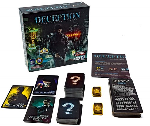 Deception - Undercover Allies Expansion