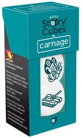 Rory's Story Cubes - Mix Carnage