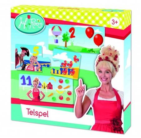 Juf Roos Telspel (2 x 12)