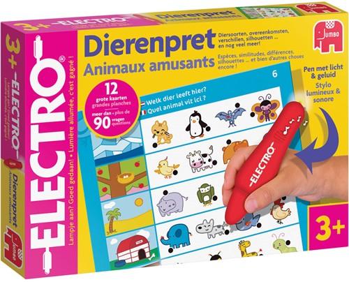 Electro Wonderpen - Dierenpret (doos beschadigd)