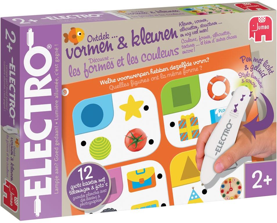 5cdebe52062c54 Electro Wonderpen - Ontdek Vormen & Kleuren - kopen bij Spellenrijk.nl