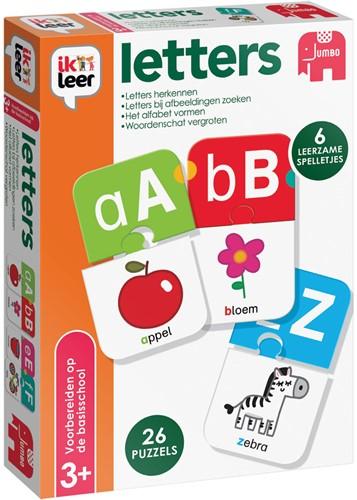 Ik Leer - Letters-1