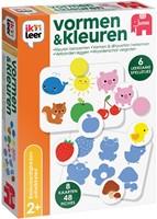 Ik Leer - Vormen & Kleuren-1