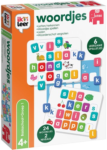 Ik Leer - Woordjes-1