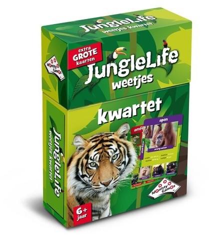 JungleLife Weetjes Kwartet