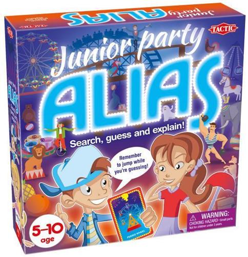 Junior Party - Alias-1