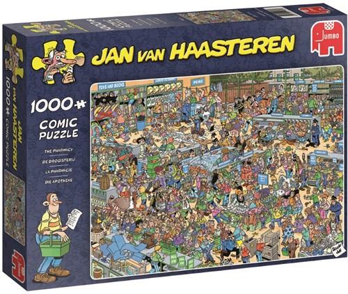 Jan van Haasteren - De Drogisterij Puzzel (1000 stukjes)