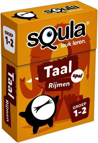 Kaartspel Squla - Taal Rijmen