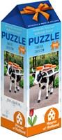 Hollands Mooiste - Kaas Koe Puzzel (100 stukjes)-1